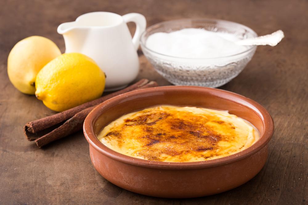 receta de crema catalana original